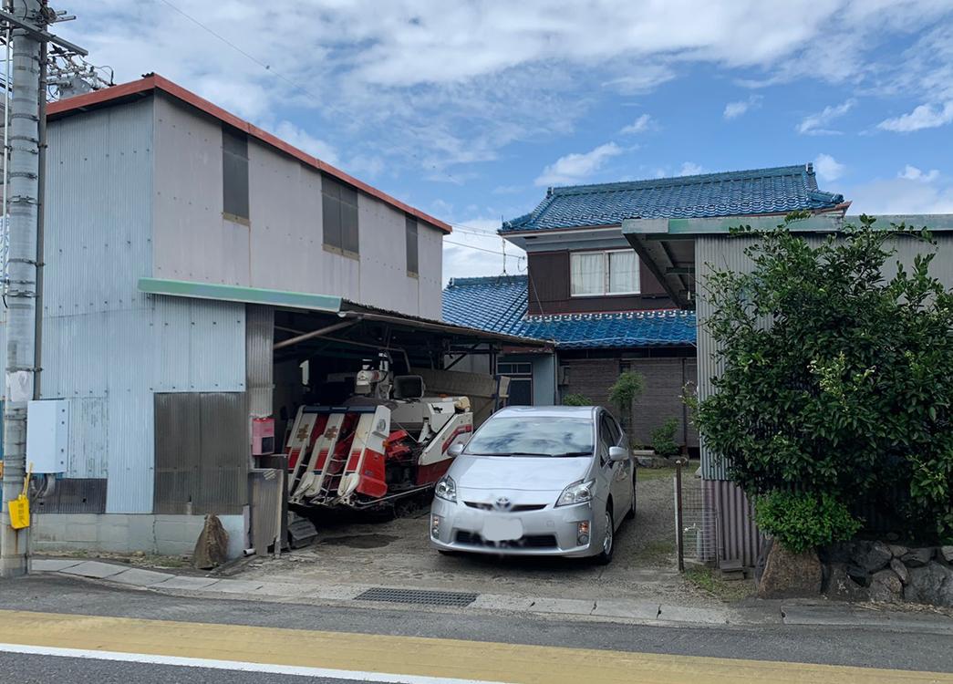 【滋賀県栗東市】木造2階建解体工事