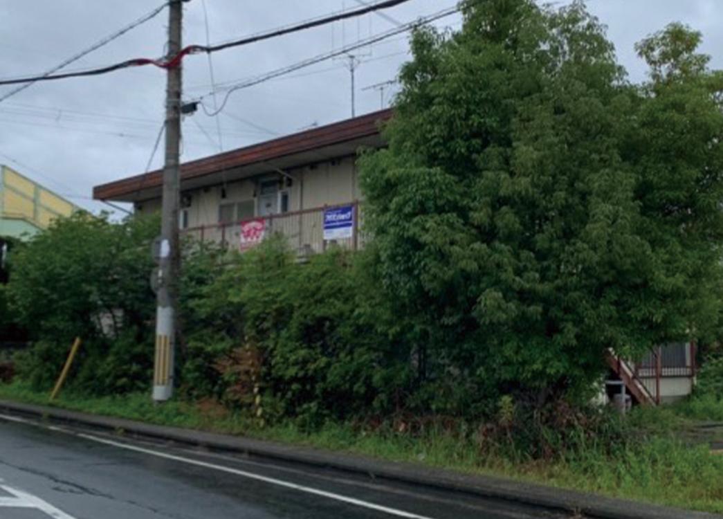 【滋賀県草津市】軽量2階建解体工事