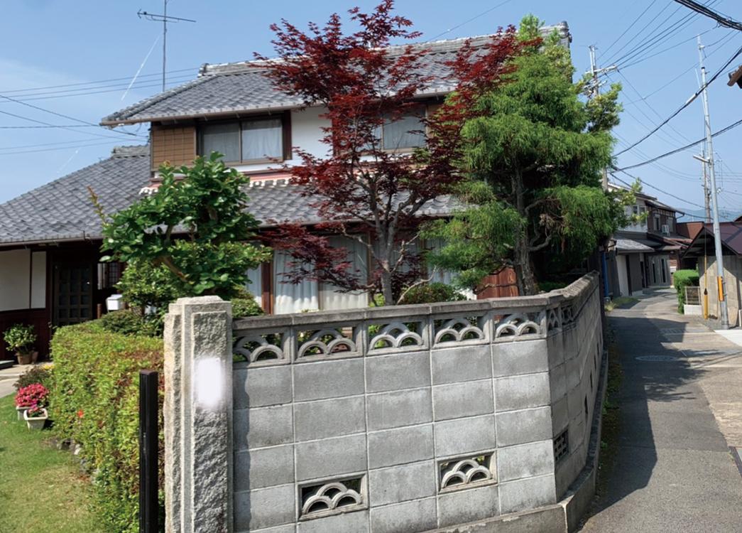 【滋賀県草津市】木造2階建1棟 平屋建1棟縁切り解体工事