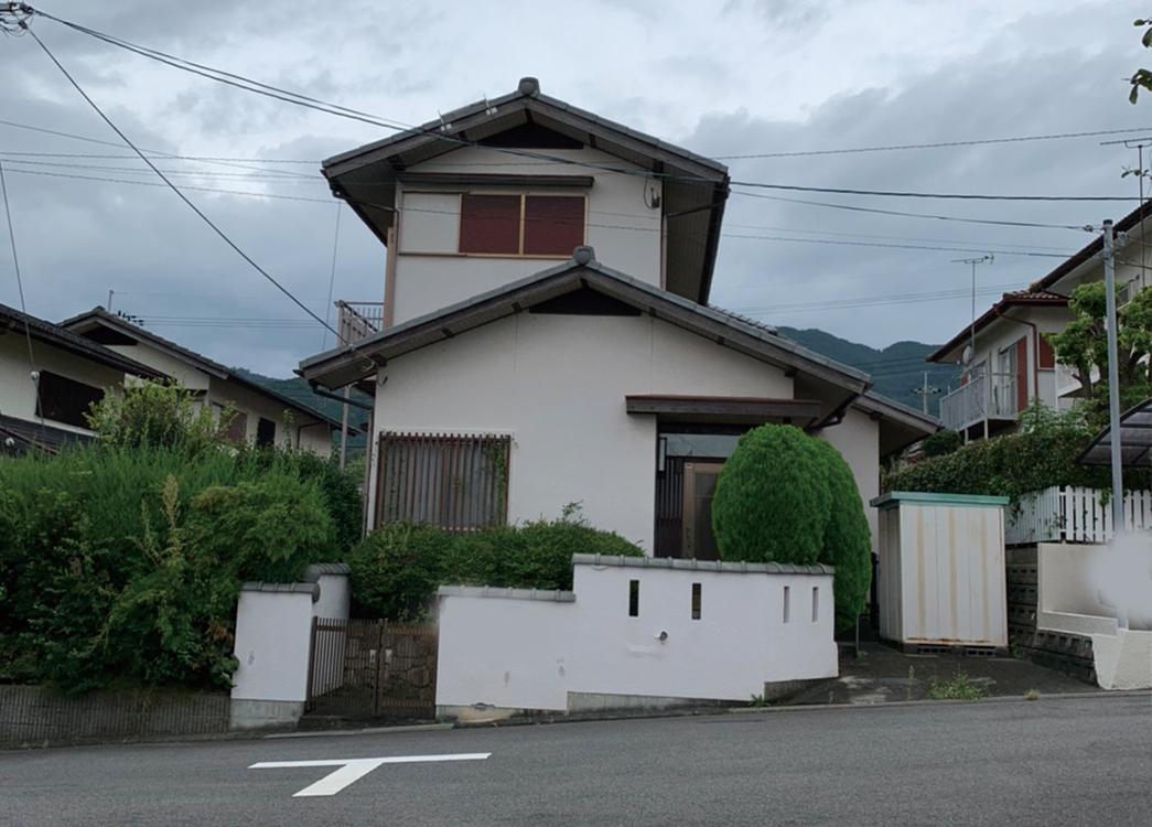 【滋賀県大津市】木造2階建解体工事