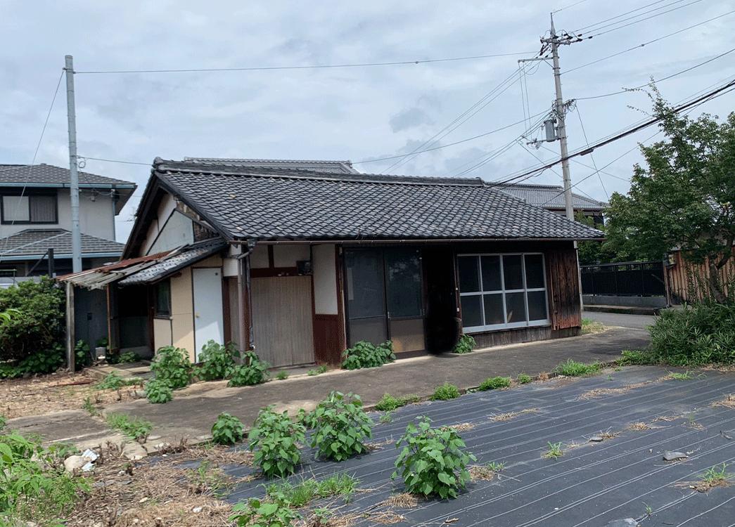 【滋賀県草津市】木造平屋建解体工事