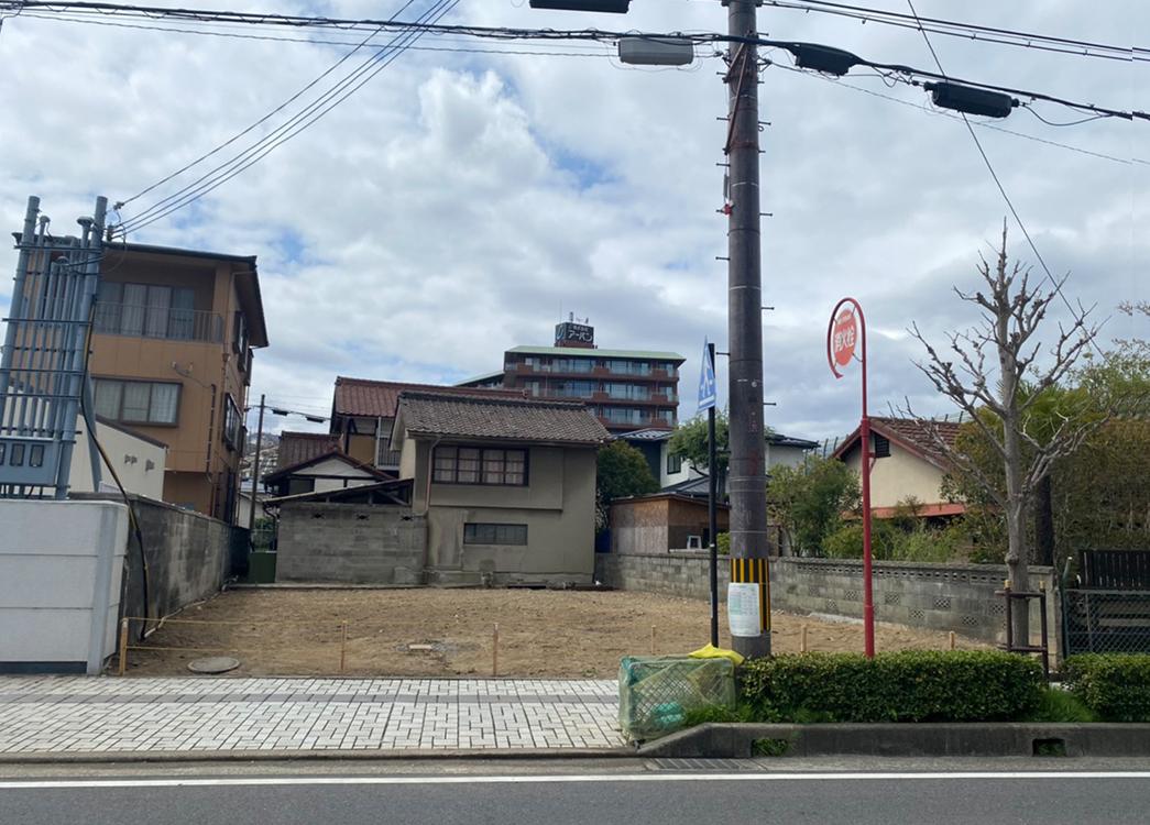 【滋賀県大津市】木造家屋2階建解体工事